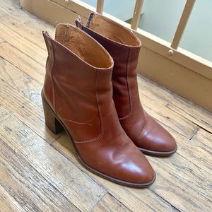 Madewell Shoes - Madewell Leather Bootie